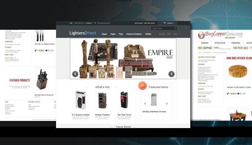 Custom osCommerce Design