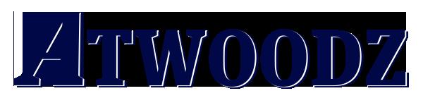 Atwoodz website design logo