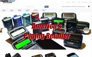 Pagers Direct Online Pager Supplier
