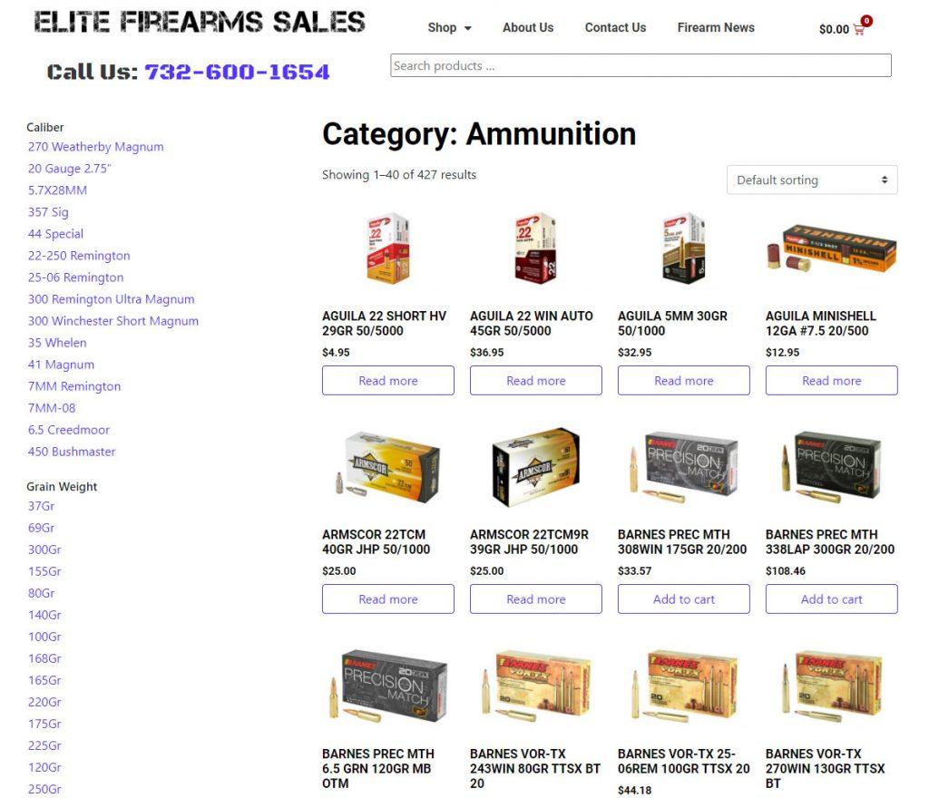 filter attributes in multi vendor ecommerce store